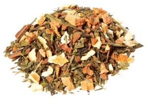 Green Tea Baked Apple Cinnamon Taste Inspiring Dream All Natural