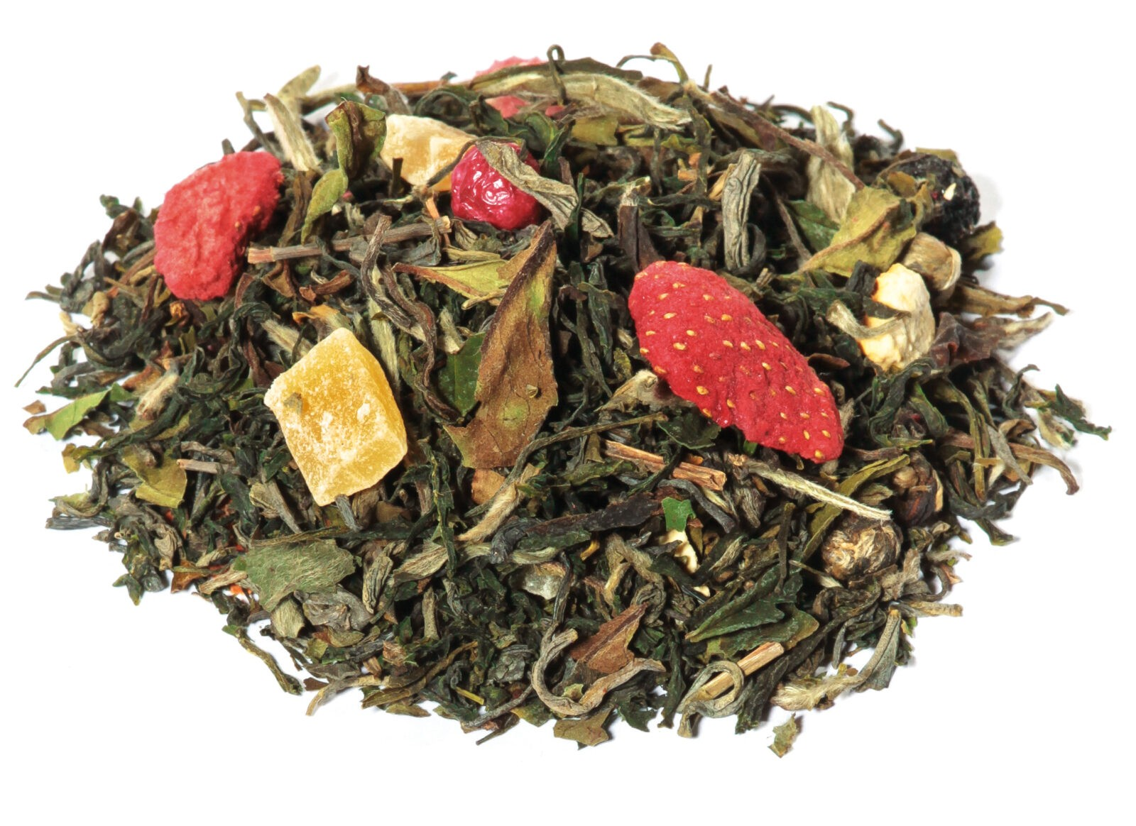 Green Tea Lychee Peach Taste Gratitude All Natural