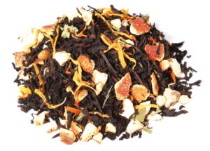Black Tea Grapefruit Kiwi Taste Joyful Memories All Natural