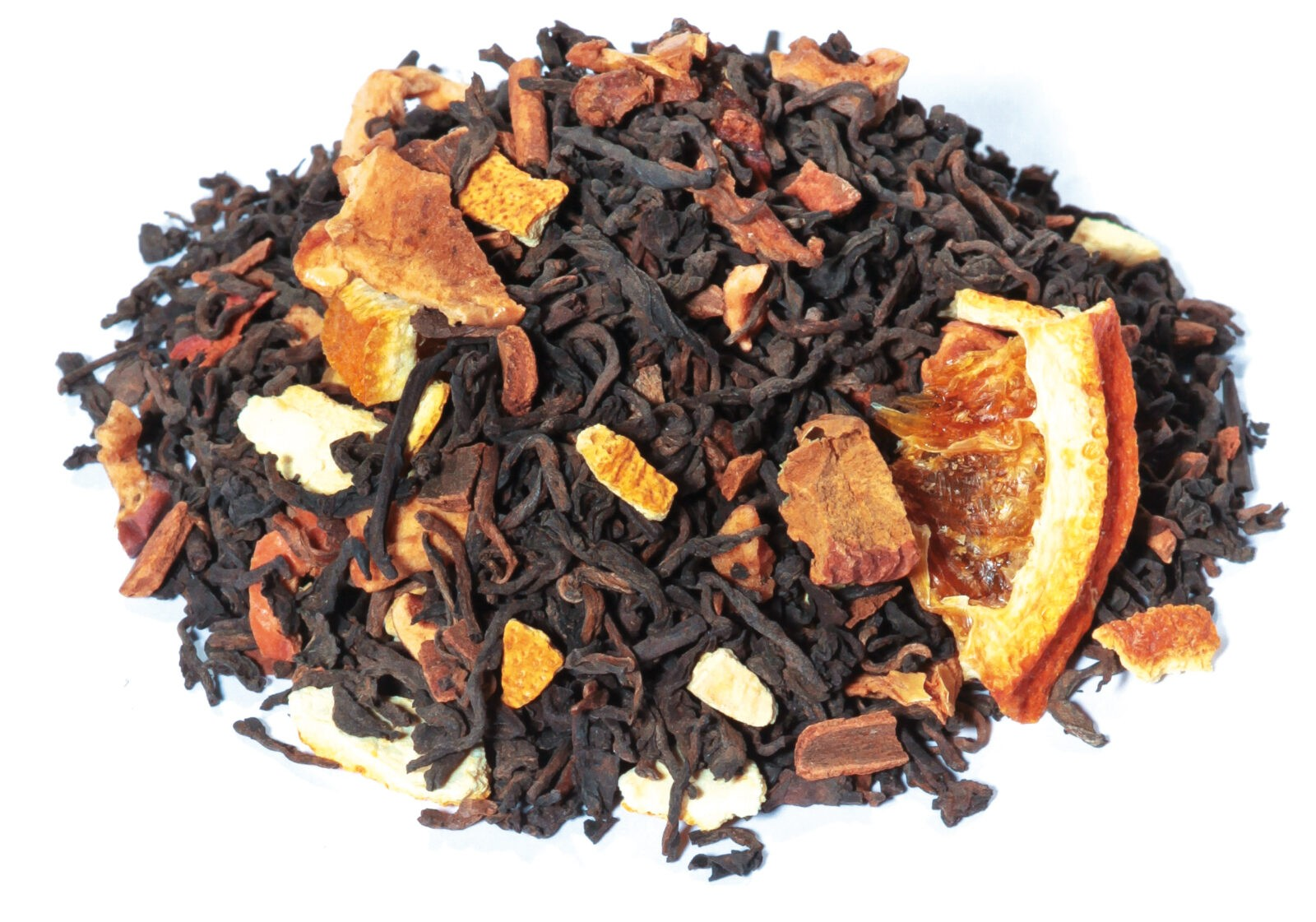 Pu Erh Fruit Herbal Blend Apple Cinnamon Taste Motivation All Natural